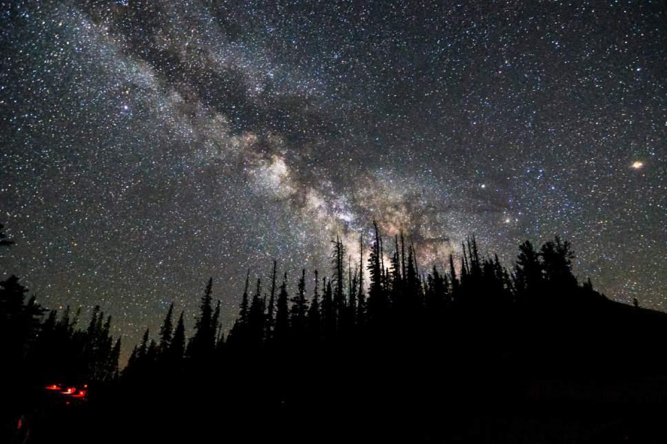 See The Stars At Cedar Breaks Utah S Newest Dark Sky Park
